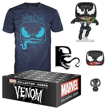 Funko Marvel Collector Corps Venom Medium (M)