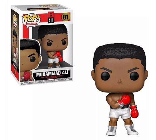 Funko Pop Sports Legends Boxe 01 Muhammad Ali