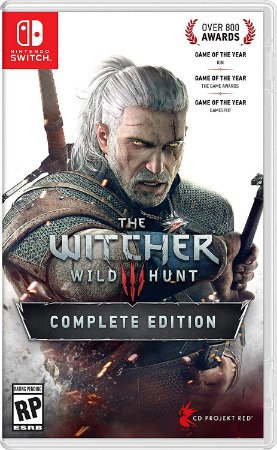 The Witcher 3 Wild Hunt Complete Edition - Switch