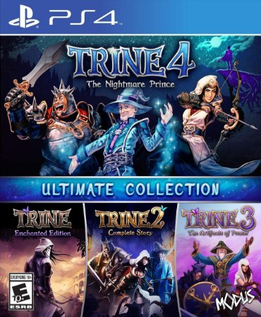Trine 4 Ultimate Collection - PS4