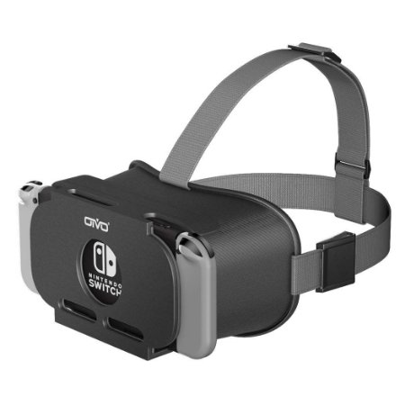 Suporte VR Headset for Nintendo Switch 3D Virtual Reality