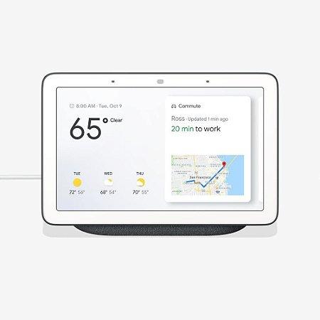 Google Home Hub Com Google Assistant - Charcoal