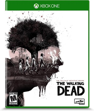 The Walking Dead The Telltale Definitive Series - Xbox One