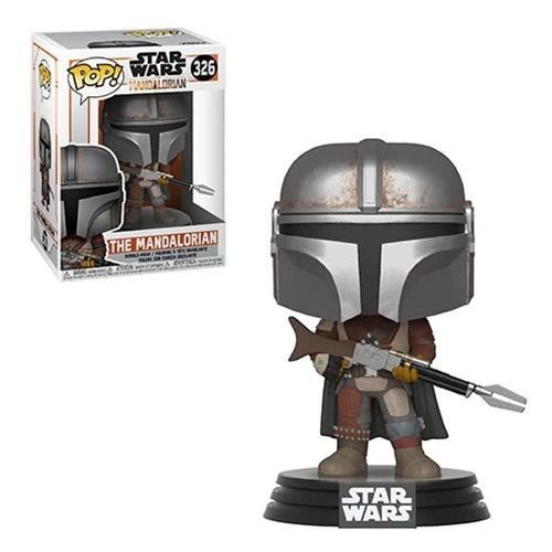 Funko Pop Star Wars Mandalorian 326 The Mandalorian