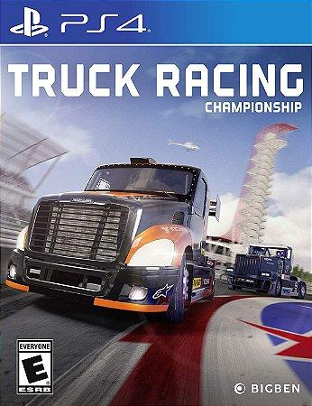Truck Racing Championship - PS4