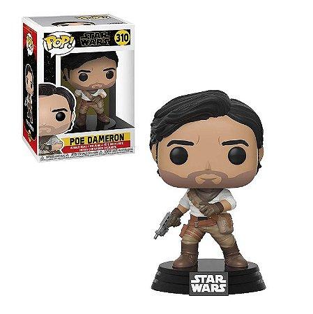 Funko Pop Star Wars Episode 9 Rise of Skywalker 310 Poe Dameron