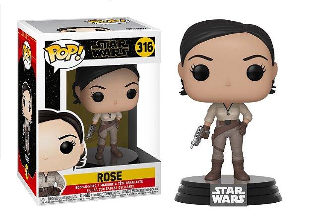 Funko Pop Star Wars Episode 9 Rise of Skywalker 316 Rose