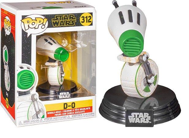 Funko Pop Star Wars Episode 9 Rise of Skywalker 312 D-O