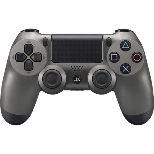 Controle DualShock 4 Wireless Controller Steel Black - PS4