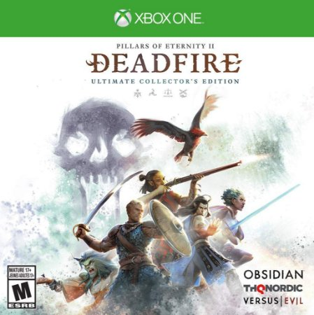Pillars of Eternity II Deadfire Ultimate Collectors Ed - Xbox One