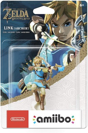 Amiibo Link Archer Breath of the Wild
