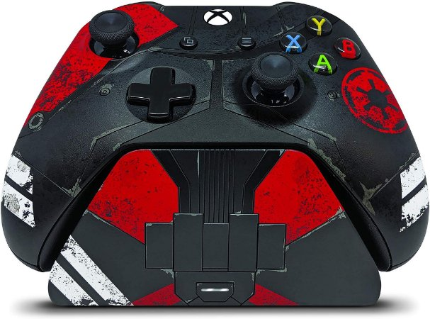 Controle Star Wars Jedi Fallen Order S/fio C/ Charging Stand Xbox One
