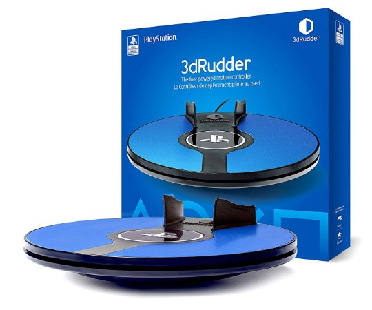3dRudder Playstation VR Foot-Powered Motion Controller - PS4 VR