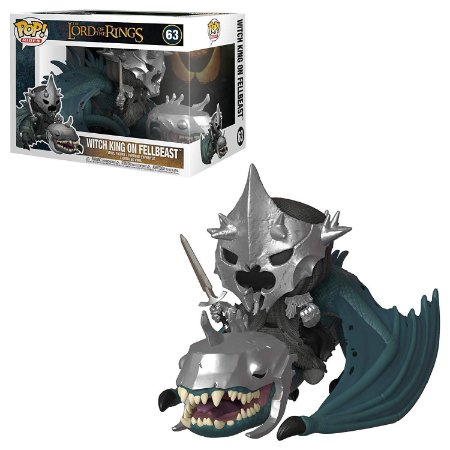 Funko Pop Lord of The Rings 63 Witch King on Fellbeast