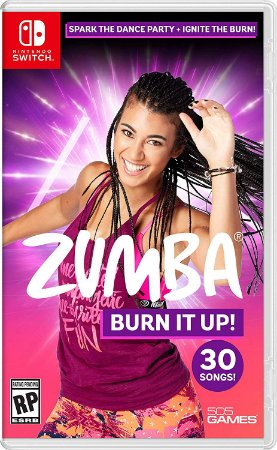 Zumba Burn It Up! - Switch