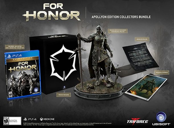 For Honor Apollyon Collectors Edition - PS4
