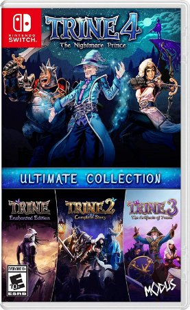 Trine 4 Ultimate Collection - Switch