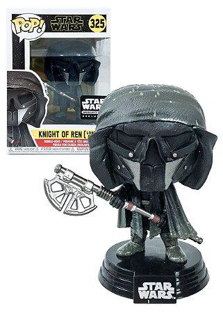 Funko Pop Star Wars 325 Knight of Ren Long Axe Exclusive