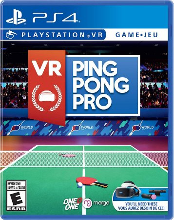 VR Ping Pong Pro - PS4 VR