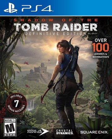 Shadow of The Tomb Raider Definitive Edition - PS4