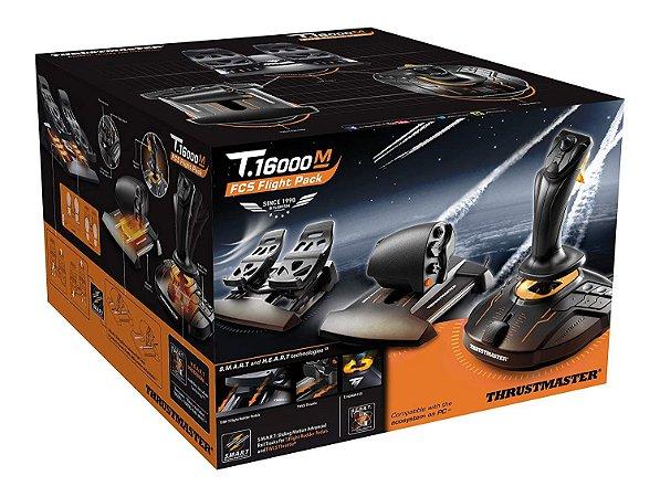 Thrustmaster T.16000m FCS Flight Pack - PC