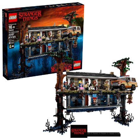 LEGO Stranger Things The Upside Down 75810 Building Kit 2.287 Peças