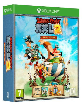 Asterix & Obelix XXL 2 Limited Edition - Xbox One