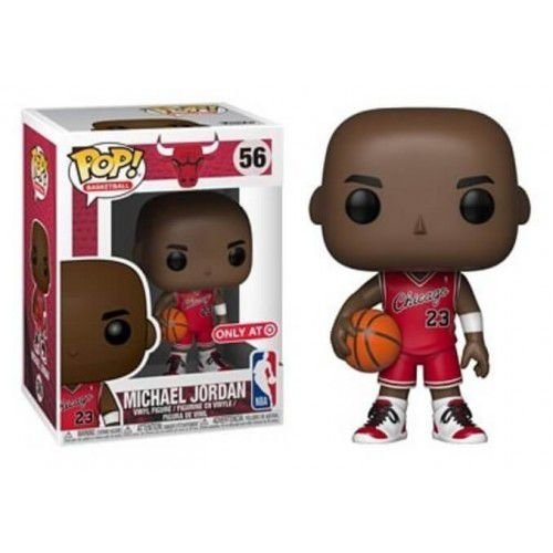 Funko Pop NBA 56 Michael Jordan Bulls Exclusive