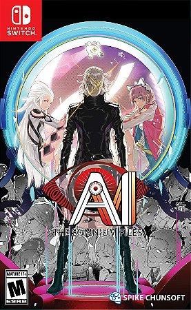 AI The Somnium Files - Switch
