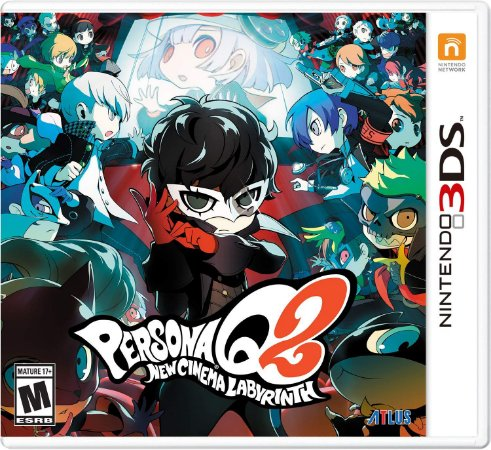 Persona Q2 New Cinema Labyrinth - 3DS
