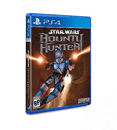 Star Wars Bounty Hunter Limited Run 273 - Ps4