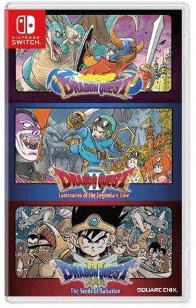 Dragon Quest Collection - Switch