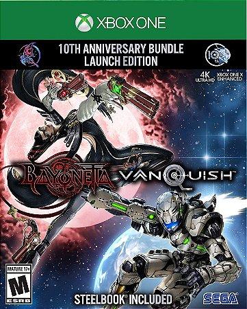Bayonetta & Vanquish 10th Anniversary Bundle Launch Edition - Xbox One