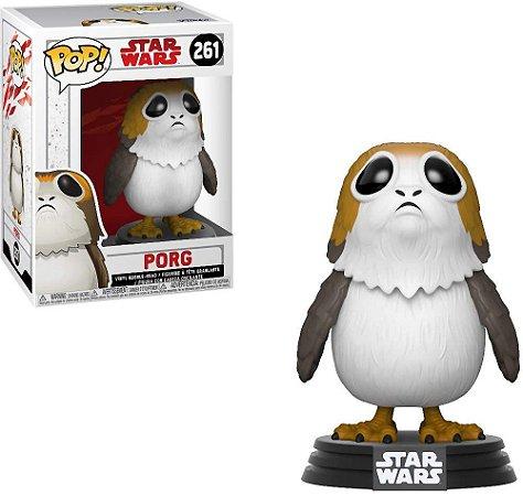 Funko Pop Star Wars The Last Jedi 261 Porg