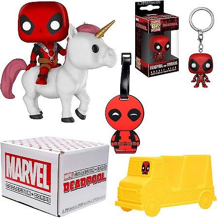 Funko Pop Collectors Box Deadpool
