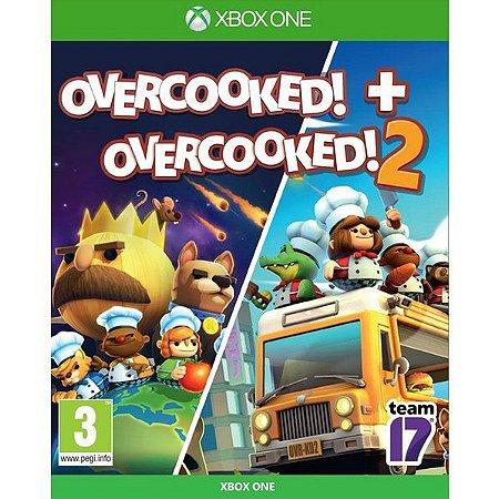 Overcooked + Overcooked 2 - Xbox One