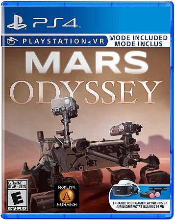 Mars Odyssey C/ VR Mode - PS4