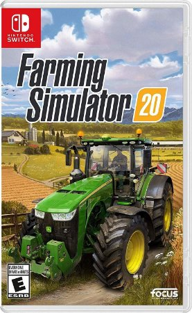 Farming Simulator 20 - Switch