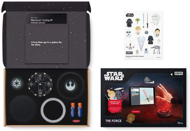 Kano Star Wars The Force Coding Kit STEM Coding Toy for Kids