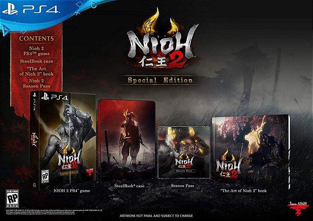 Nioh 2 Special Edition - PS4