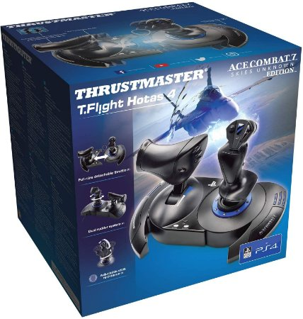 Thrustmaster T. Flight Hotas 4 Ace Combat 7 Limited Edition PS4 / PC