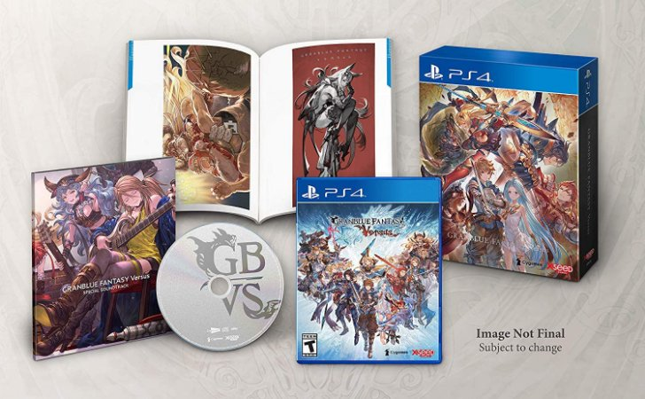Granblue Fantasy Versus Premium Edition - PS4