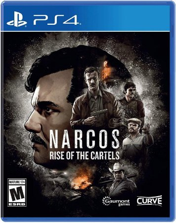 Narcos Rise of The Cartels - PS4
