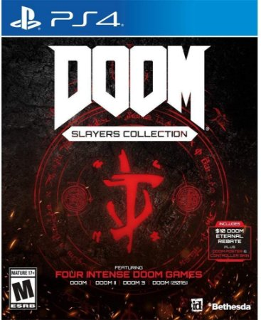 Doom Slayers Collection - PS4