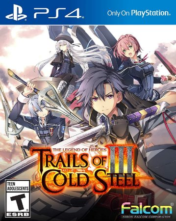 The Legend of Heroes Trails of Cold Steel III - PS4