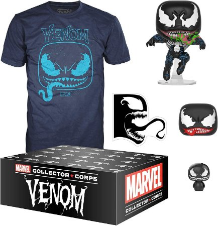 Funko Marvel Collector Corps Venom Large (G)