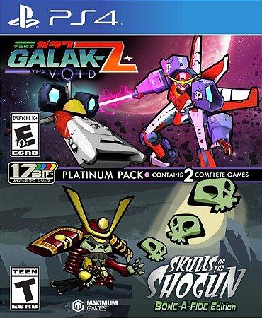 GALAK-Z The Void / Skulls of the Shogun Bone-A Fide - PS4