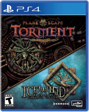 Planescape Torment & Icewind Dale Enhanced Editions - PS4