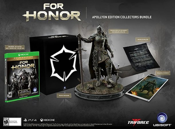 For Honor Apollyon Collectors Edition - Xbox One