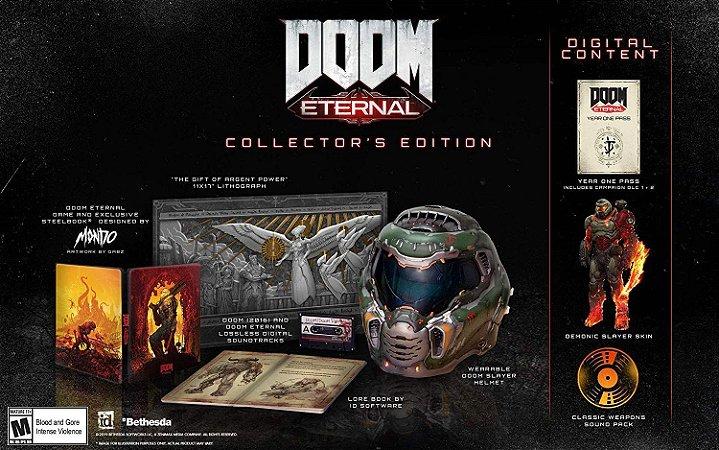 Doom Eternal Collectors Edition - PC